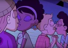 'One Million Moms' call for boycott of Disney over same-sex cartoon kiss