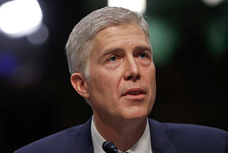 Here's what happened at Senate hearing for Supreme Court nominee Neil Gorsuch