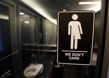 Americans oppose anti-transgender 'bathroom bill' laws, poll finds