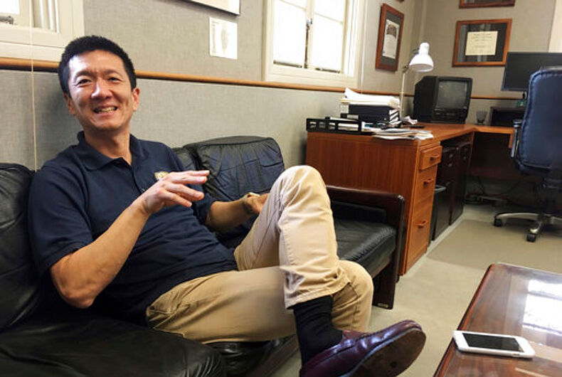 Fighting Trump's travel ban is personal for Hawaii's 'scholarly gentleman'