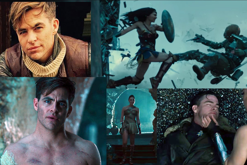 This trailer for Wonder Woman is just what we need on a Monday