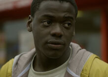 Are black Brits taking African American movie roles?
