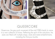 Founders of the Homocore movement angered by Gucci 'Queercore' shoe line
