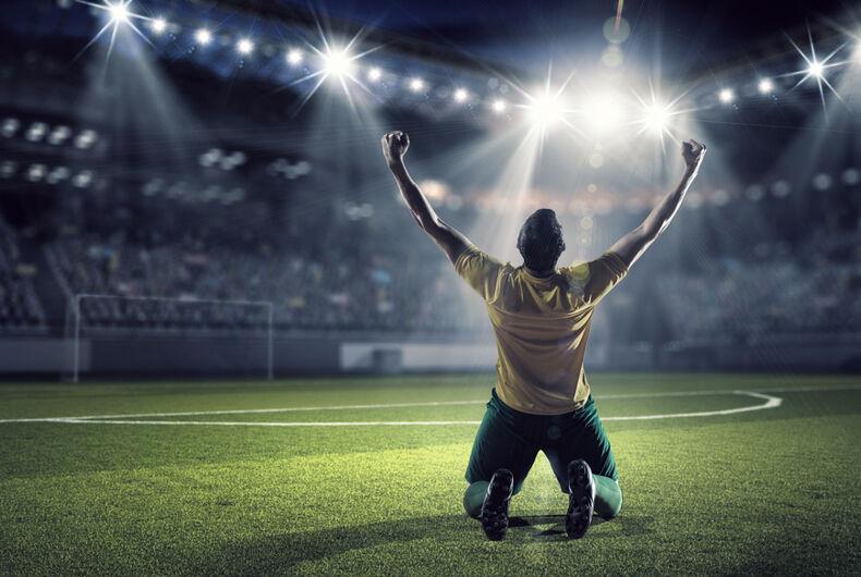 Soccer team devastates homophobic fan with one tweet