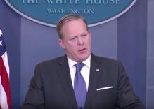 Spicer: No link between Trump's anti-trans directive & attacks on LGBT community