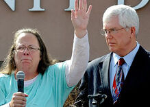 Now Kim Davis's lawyers are trying to shut down a Gay-Straight Alliance