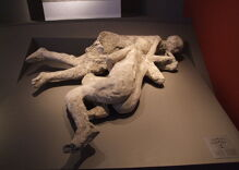 'Two maidens' of Pompeii have male DNA, now 'gay lovers'