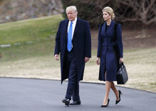 Ivanka Trump wishes people would stop expecting so much of her