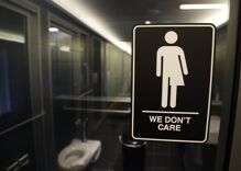 Iowa introduces anti-transgender bathroom bill