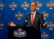 NBA says N.C. law change makes Charlotte eligible to host 2019 All-Star Game
