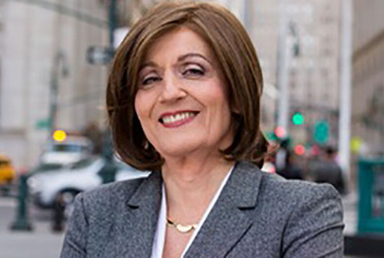 Will Hillary's hometown choose this woman to be NY's 1st elected trans official?