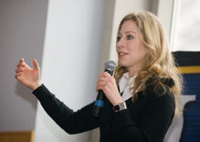 Chelsea Clinton is not running for President in 2020