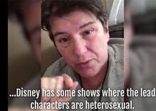 Woman dares to expose Disney's secret 'heterosexual agenda'