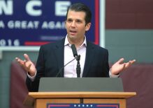 Donald Trump's oldest son pokes fun at students opposing Chick-Fil-A