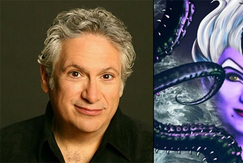 Will Disney cast Harvey Fierstein as Ursula in 'Little Mermaid' reboot?
