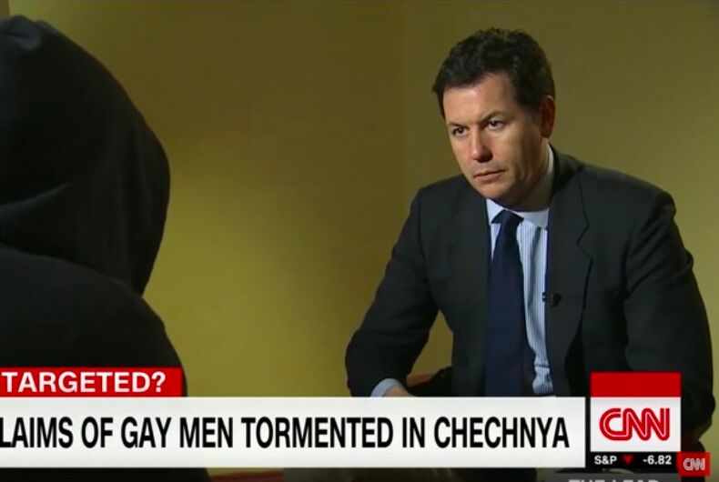 Hear the chilling tales of torture from gay Chechens who lived to tell them