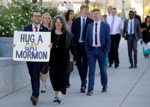 Mormon leader calls for including people of diverse 'sexual attractions'