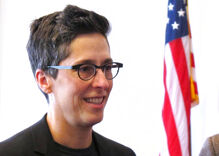 Alison Bechdel says her radical queer comics are now more widely accepted