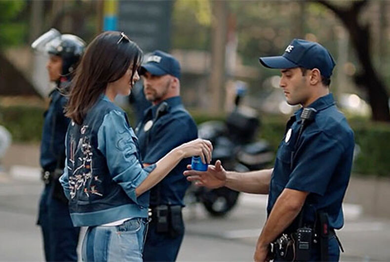 The internet is pissed Pepsi & Kendall Jenner turned activism into a fad