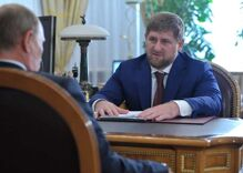"""Chechen leader responsible for """"gay purge"""" rushed to Moscow hospital for coronavirus"""