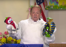 Watch this special Easter message from Melissa McCarthy's 'Spicey' on SNL