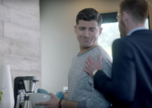 Google Home ad reminds us that gay parents start their day like any others