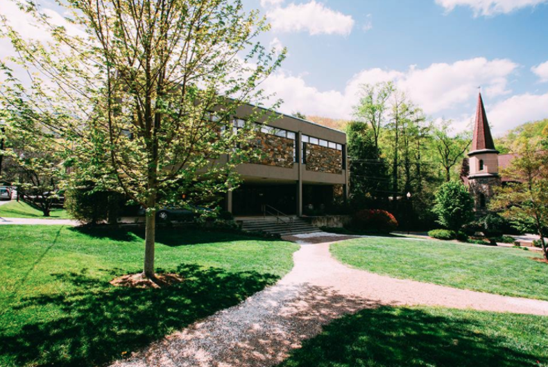 Staff leave North Carolina college after being told to oppose marriage equality