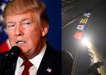 United by Syria strike: White nationalist antigay isolationists troll Trump