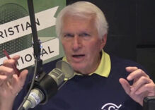 God remains silent in response to Bryan Fischer's claim we stole the rainbow