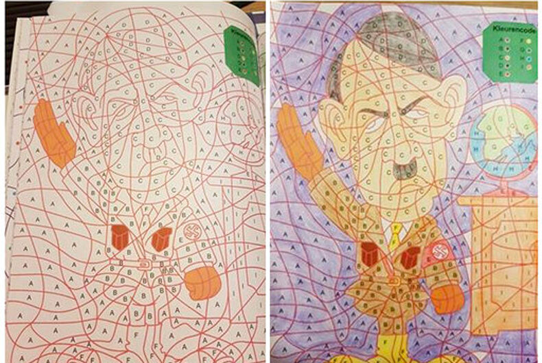 You won't believe why a drugstore had to yank this coloring book off shelves