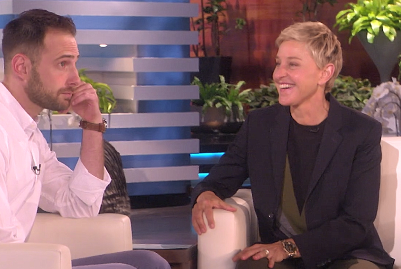 Ellen talks to a teacher who pranked students with 'RuPaul's Drag Race' lesson