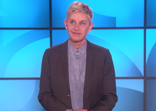 Ellen came out swinging at Donald Trump after he insulted Oprah