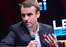 After French president praised Catholics for supporting gay parents, LGBT groups snapped back