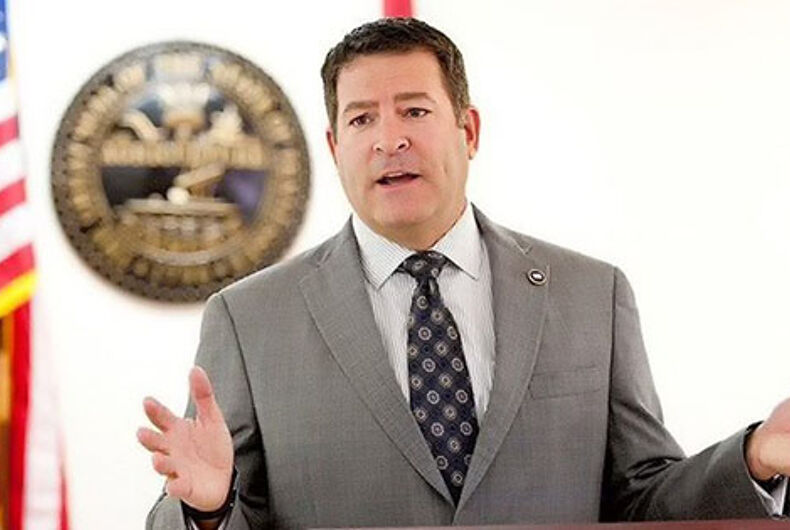 Army secretary nominee responds to 'homosexual activists' & 'liberal left'