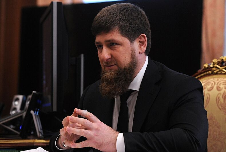 Kremlin denies reports of 'gay concentration camps' in Chechnya
