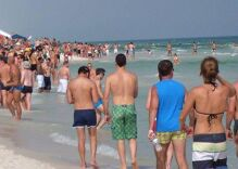 Coincidence? Christian concert scheduled for middle of gay beach weekend party