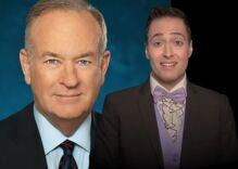 Randy Rainbow lovingly sings Bill O'Reilly off stage