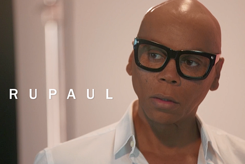 RuPaul named one of Time Magazine's 100 Most Influential People