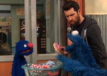 Billy Eichner hits Sesame Street in hilarious video