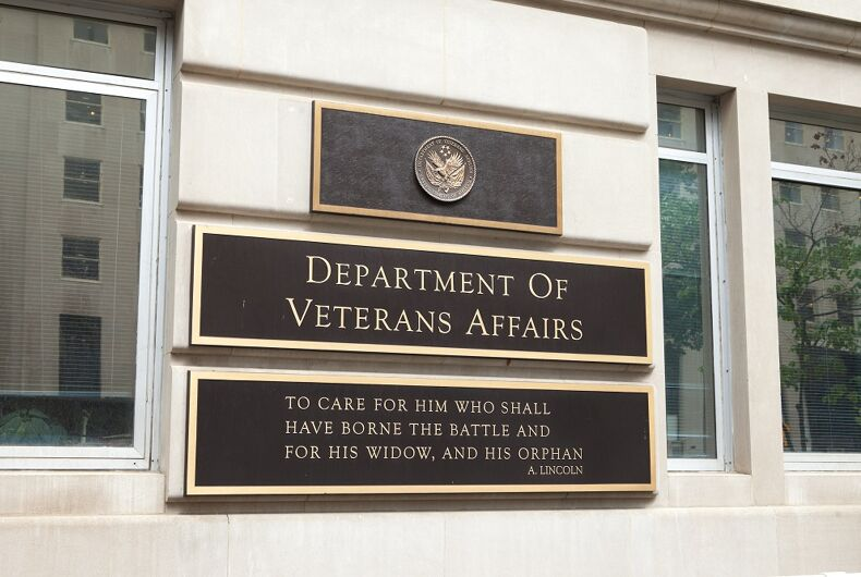 LGBTQ vets prefer to get help from each other instead of from the VA