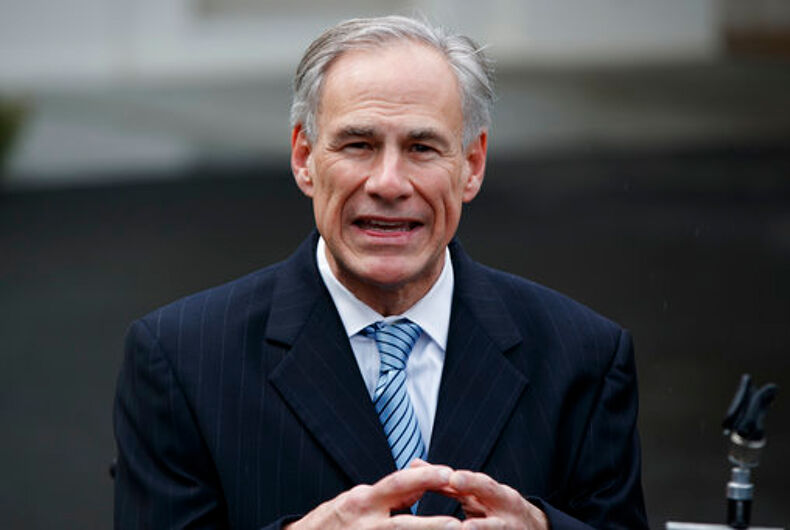 Texas moves one step closer to passing 'bathroom bill' targeting trans people
