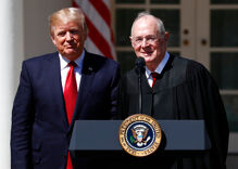 Anthony Kennedy really wanted Brett Kavanaugh to be his replacement