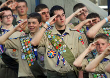 Mormon church to cut ties with Boy Scouts of America