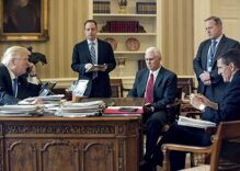 Could Mike Pence go down with Trump in Russia investigation?