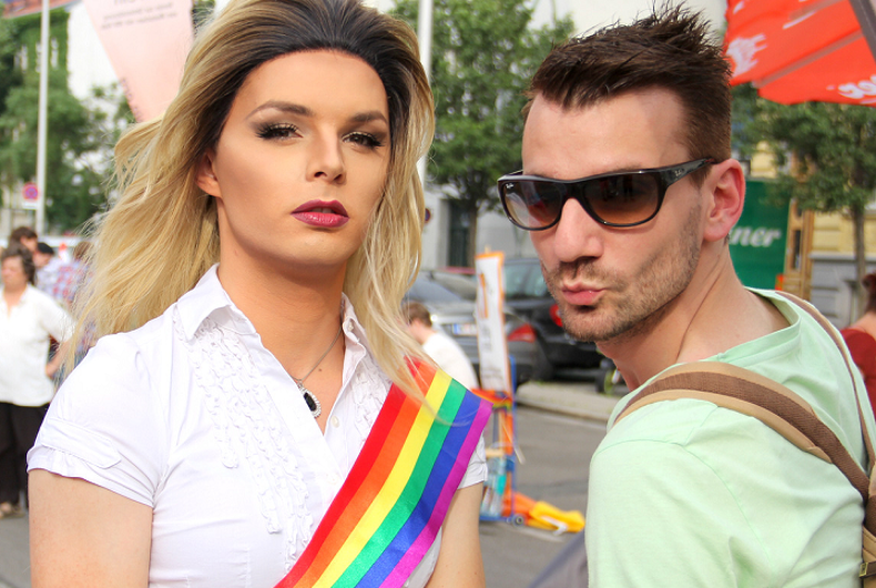 Polling shows Americans are more accepting of gay people than ever