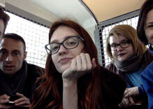 Outrage follows arrest of Moscow activists trying to deliver Chechnya petitions