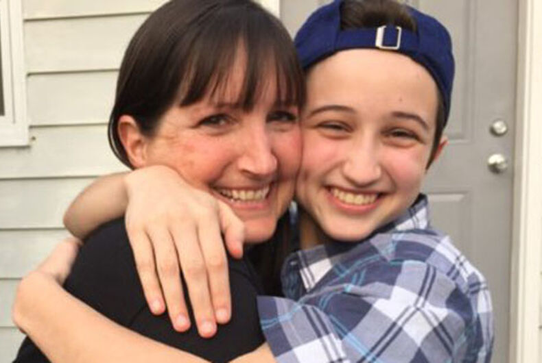 School district settles landmark trans rights case with former student