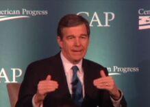 North Carolina governor pledges executive order to protect LGBTQ community