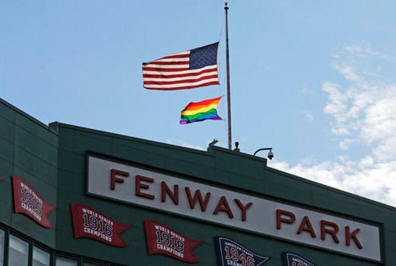 lgbt pride baseball
