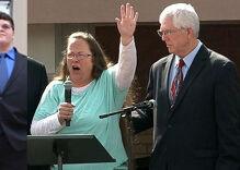 Kim Davis's lawyer sticks his nose into trans student Gavin Grimm's legal battle